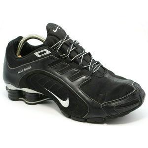 Nike Shox Navina Black Athletic Running Sneaker